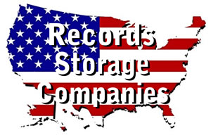 Records Storage Companies of America logo